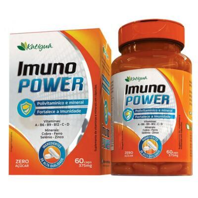 Imuno Power Katigua - 365mg | 60 cápsulas