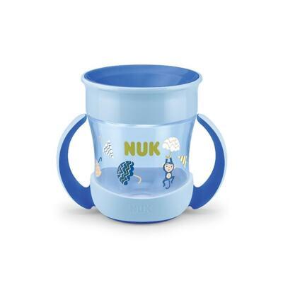 Copo Mini Magic Cup com Alça NUK Evolution Boy - +6 Meses | 160ml