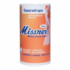 Missner Esparadrapo Impermeável - Hipoalérgico   1 unidade