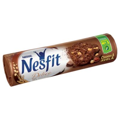 Biscoito Nesfit - Delice Cacau e Avelã   140g