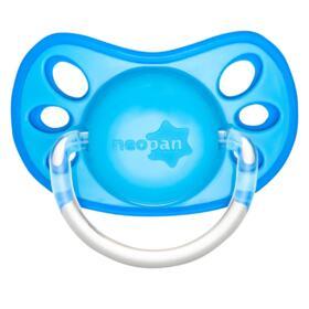 Chupeta Neopan Neo - nº2 universal silicone cor azul   1 unidade