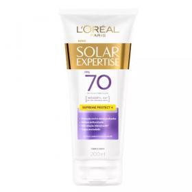 Protetor Solar Corporal Expertise - Solar Expertise Supreme Protect 4 FPS 70 - 120ml