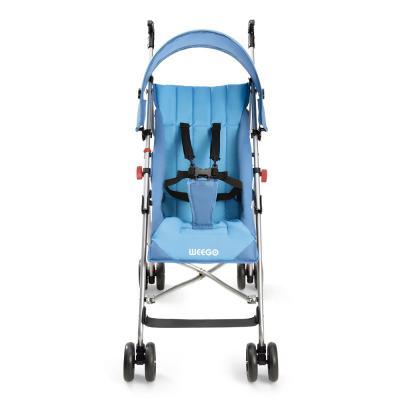 Imagem 2 do produto Carrinho de Bebê Guarda-chuva Weego Way Azul