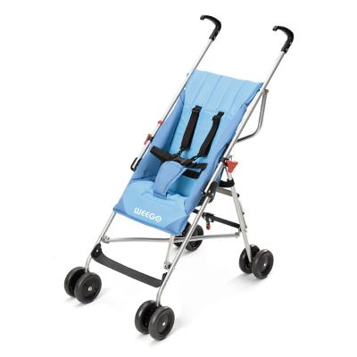 Imagem 3 do produto Carrinho de Bebê Guarda-chuva Weego Way Azul