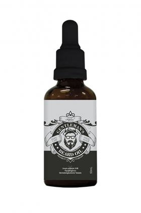 Gentleman's Beard Oil 50ml - Óleo Hidratante de Barba - 50ml