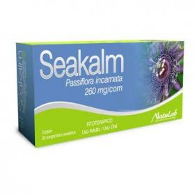 Seakalm Passiflora Incarnata 260mg 20 comprimidos