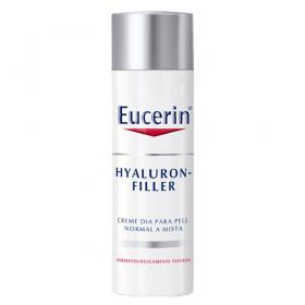 Hyaluron-Filler Dia Eucerin - Creme Anti-Rugas - 51g