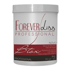 Forever Liss Botox Capilar Argan Oil - Tratamento - 1Kg