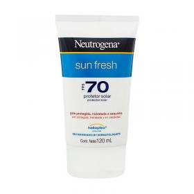 Protetor Solar Neutrogena Sun Fresh FPS70 - 120ml