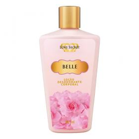 Loção Corporal Belle De Love Secret - 250 ml