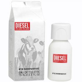 Diesel Plus Plus Feminino - 75 ml