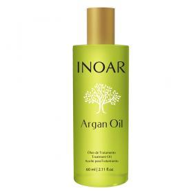 Inoar Óleo de Tratamento Argan Oil - Tratamento Disciplinador - 60ml
