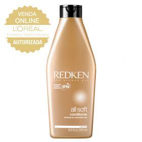 Redken All Soft - Condicionador Hidratante - 250ml