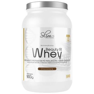 BEAUTY FIT WHEY  PROTEIN 900GR - SLIM CHOCOLATE -