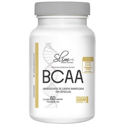 BCAA 60 CAPS - SLIM -