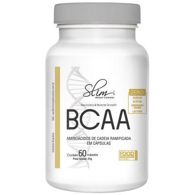 BCAA 60 CAPS - SLIM -