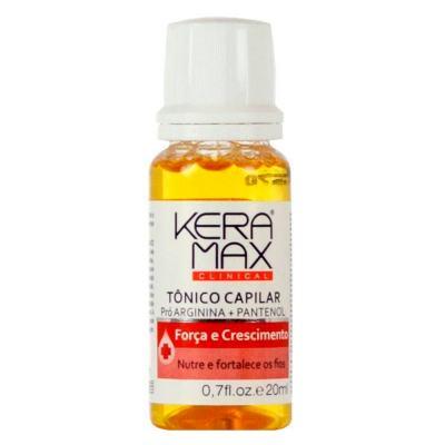 Skafe Keramax Clinical Força e Crescimento - Tônico Capilar - 20ml