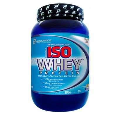 Iso Whey Protein 909g Chocolate Performance Nutrition