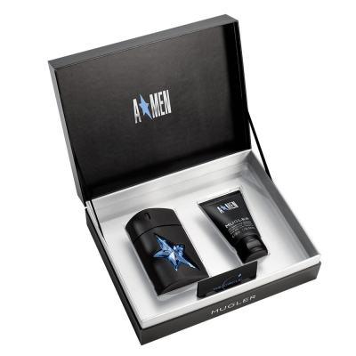 Kit A*Men Rubber Mugler Masculino - Eau de Toilette + Gel de Banho - Kit