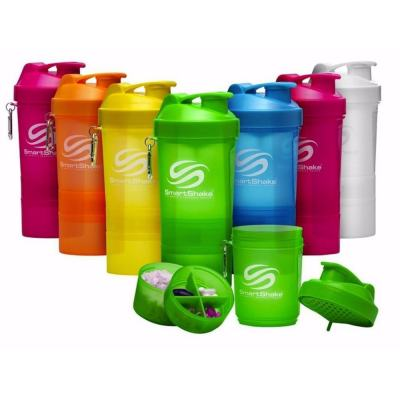 Coqueteleira V2 Neon 600ml Smart Shake