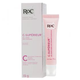 C-Supérieur Gel Creme Anti-Oxidante Roc - Tratamento Anti-Idade para Área dos Olhos - 15g