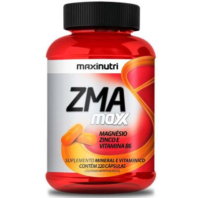 Zma Maxx 120Cps - Maxinutri - 120Cps