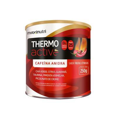 Thermo Active 250g Frutas Cítricas - Maxinutri - 250g
