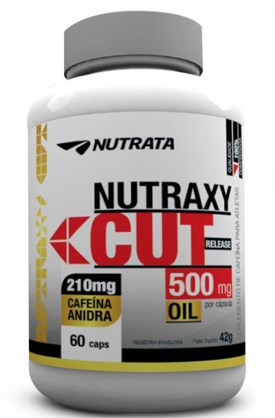 Nutraxy Cut 60 Cps - Nutrata - 60Cps