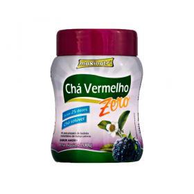 Chá Vermelho Solúvel Zero 200g Amora - Maxinutri - 200g