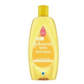 Shampoo Infantil Johnson Regular 400ml
